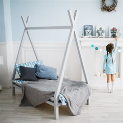 "Кроватка ""Вигвам"" - фото 5211"
